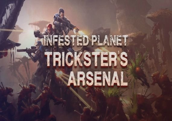 Infested Planet: Trickster's Arsenal