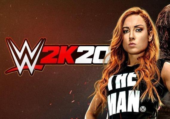 WWE 2K20 - Digital Deluxe EU