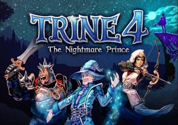 Trine 4: The Nightmare Prince EU