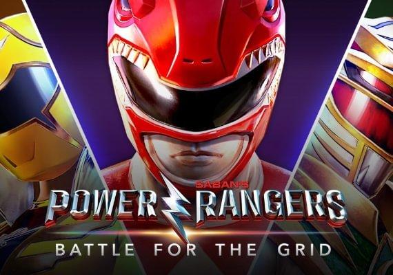 Power Rangers: Battle for the Grid + 7 DLC