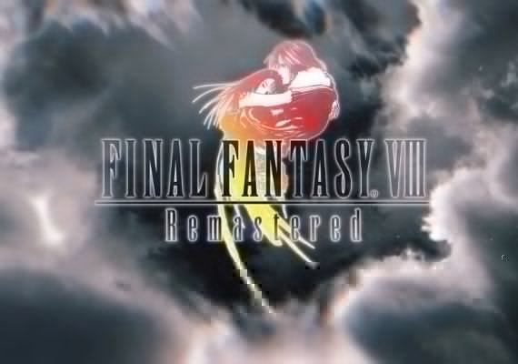 Final Fantasy VIII Remastered EU