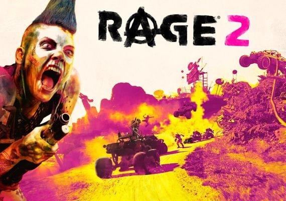 Rage 2 EMEA