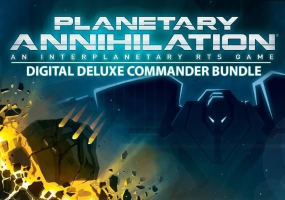 Planetary Annihilation - Digital Deluxe Commander Bundle