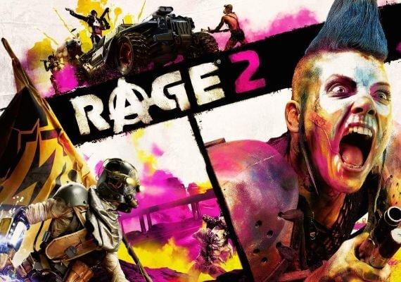 Rage 2 - Pre-Order Bonus EMEA