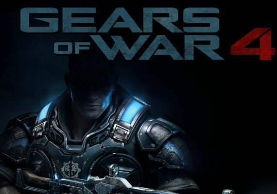 Gears Of War 4 EMEA