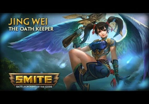 SMITE: Jing Wei and Reborn Skin