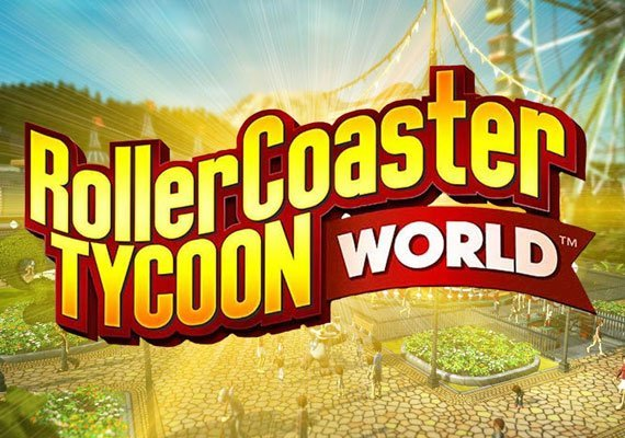 RollerCoaster Tycoon: World