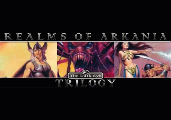 Realms of Arkania - Trilogy Classic Bundle