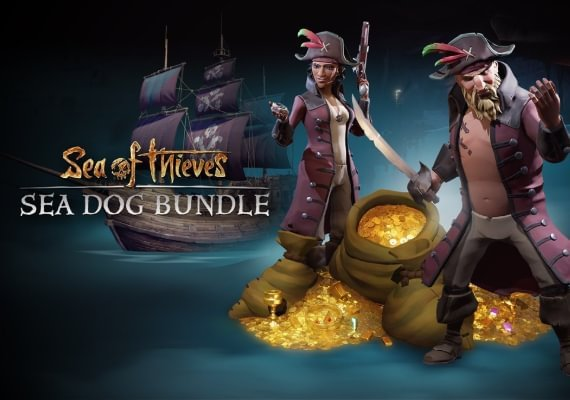 Sea of Thieves - Sea Dog Pack