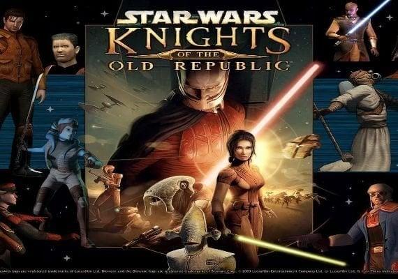 Star Wars: Knights of the Old Republic EU