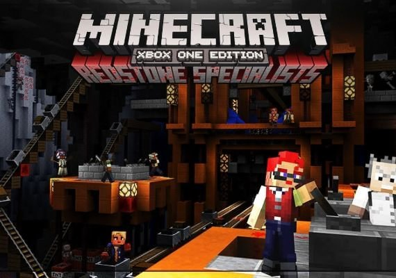 Minecraft - Redstone Specialists Skin Pack