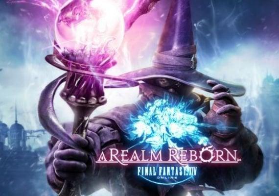 Final Fantasy XIV: A Realm Reborn + 30 days US