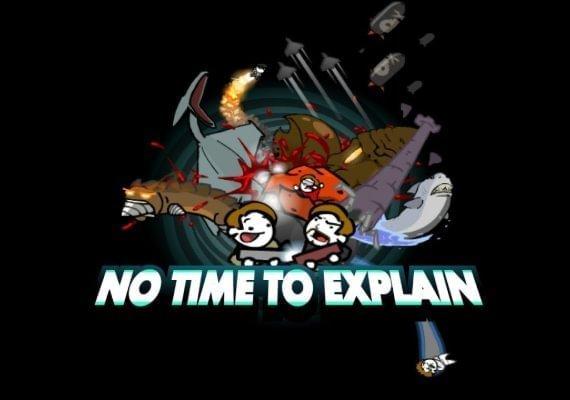 No Time To Explain + No Time to Explain Remastered Bundle