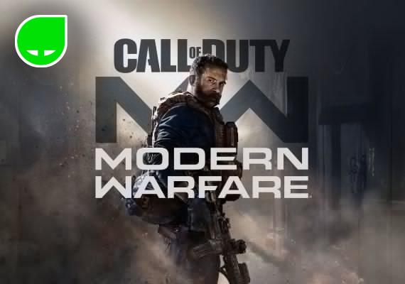 Call of Duty: Modern Warfare Green Gift
