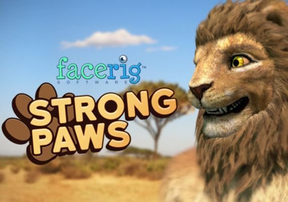 FaceRig Strong Paws