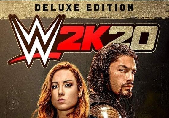 WWE 2K20 - Deluxe Edition EU