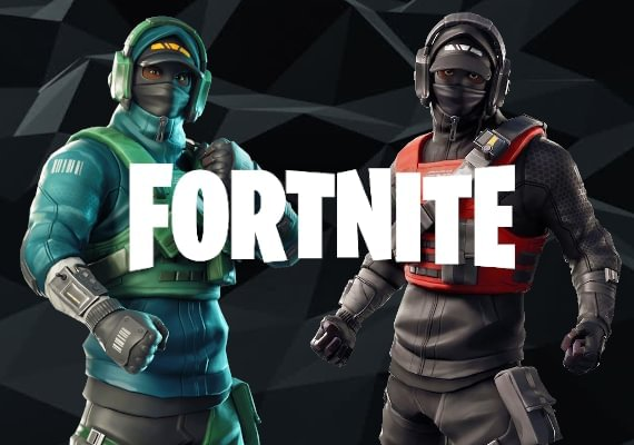 Fortnite - Counterattack Set Stealth Reflex Skin (Nvidia GeForce Bundle)