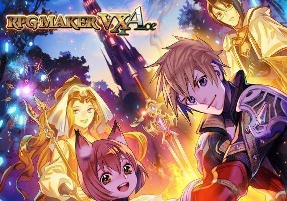 RPG Maker VX ACE: 8bit Fantasy RPG Tracks Vol.1