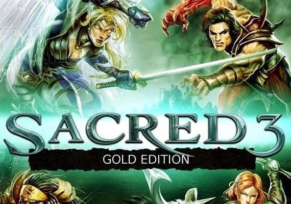 Sacred 3 - Gold Edition