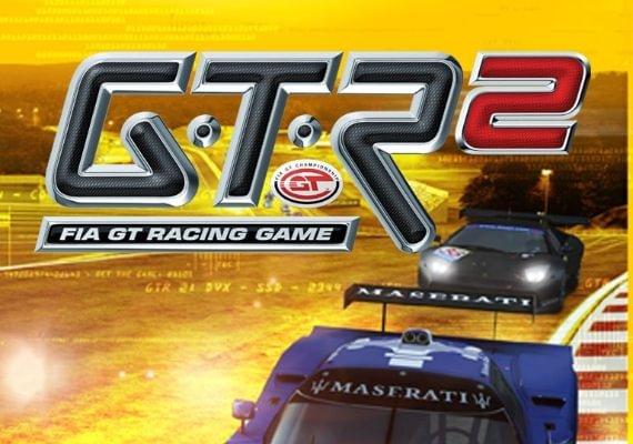 GR2 FIA GT Racing Game