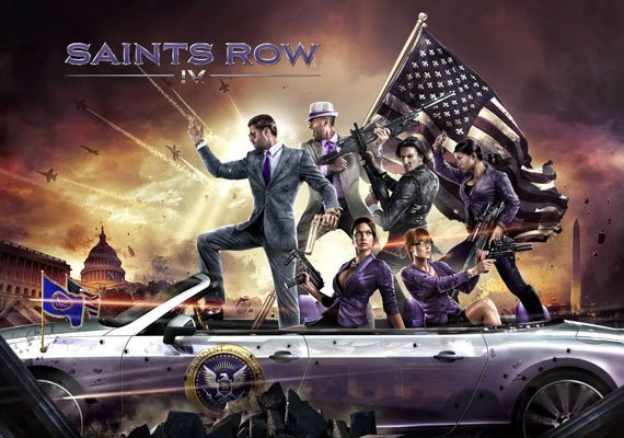 Saints Row IV EU