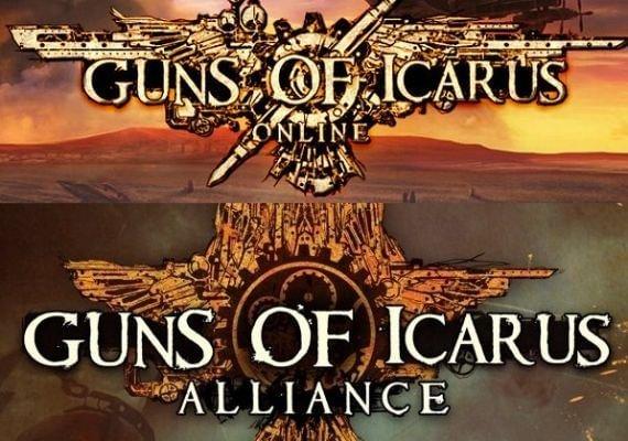 Guns of Icarus Online + Alliance Bundle