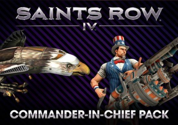 Saints Row IV: Commander in Chief EU