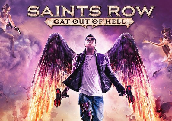 Saints Row: Gat out of Hell - First Edition EU