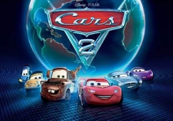 Disney Pixar Cars 2: The Video Game EU