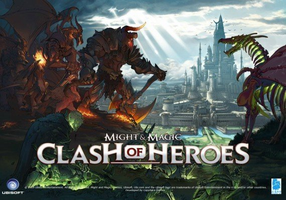 Might and Magic: Clash of Heroes EU