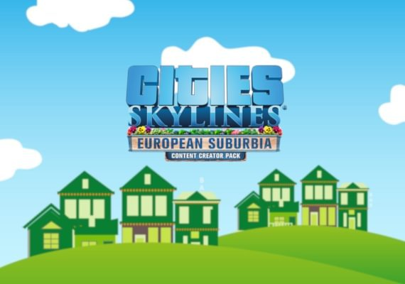 Cities: Skylines - European Suburbia Content Creator Pack