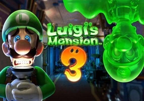 Luigi's Mansion 3 US