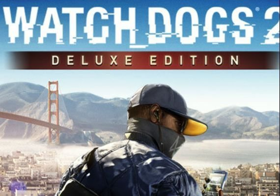 Watch Dogs 2 - Deluxe Edition EMEA