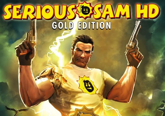 Serious Sam HD - Gold Edition EU