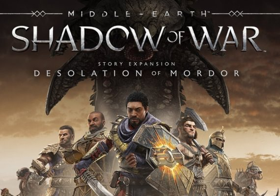 Middle-earth: Shadow of War: The Desolation of Mordor