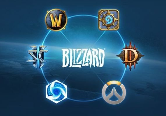 Blizzard Gift Card 20 USD US