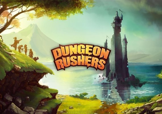 Dungeon Rushers: Crawler RPG EU