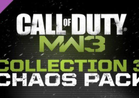 CoD Call of Duty: Modern Warfare 3 - Collection 3 (MAC)