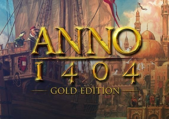 Anno 1404 - Gold Edition Activation Link