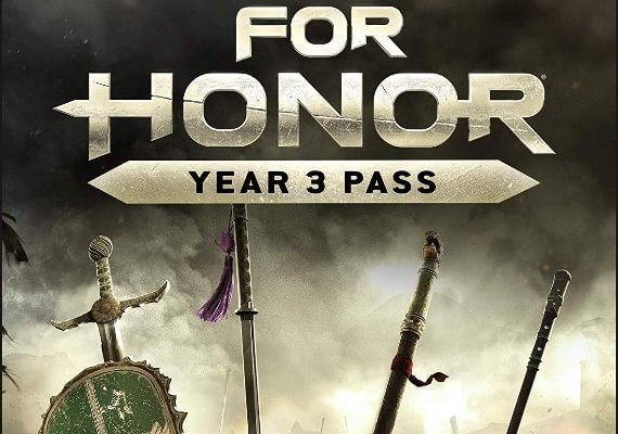 For Honor - Year 3 Pass Activation Link EMEA