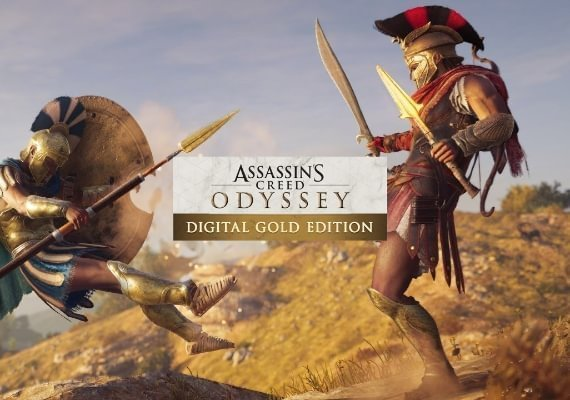 Assassin's Creed: Odyssey - Gold Edition Activation Link EMEA