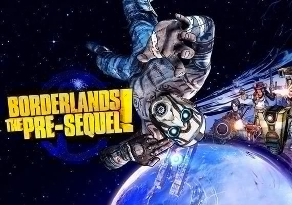 Borderlands: The Pre-Sequel - Claptastic Voyage and Ultimate Vault Hunter Upgrade Pack 2 EU