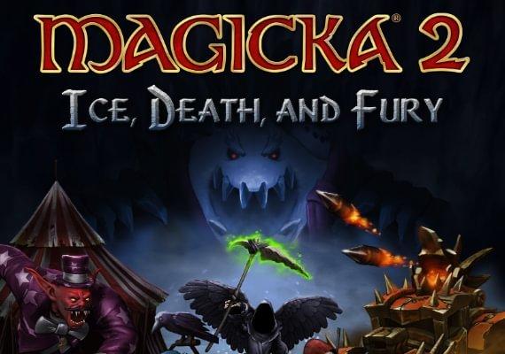 Magicka 2: Ice, Death and Fury EMEA/US