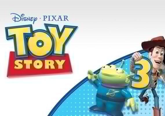 Disney Pixar Toy Story 3: The Video Game EU