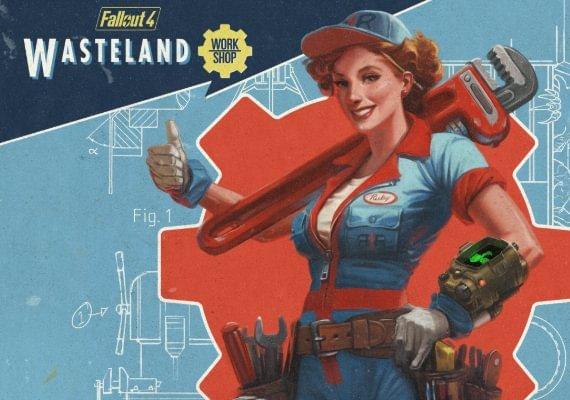 Fallout 4: Wasteland Workshop EU