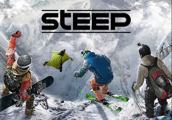 Steep: Road to the Olympics EMEA