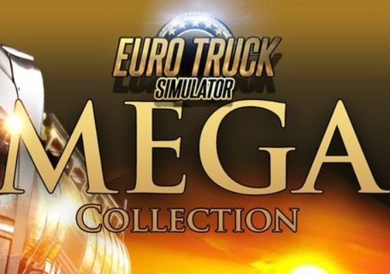 Euro Truck Simulator - Mega 2 Collection