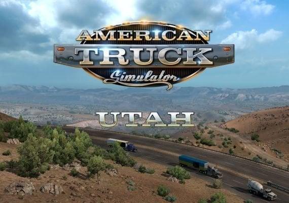 American Truck Simulator: Utah EU