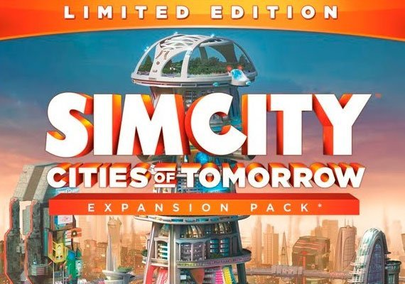 SimCity: Cities of Tomorrow - Limited Edition