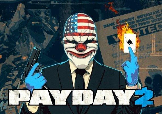 Payday 2 - with Moon & Borsuk Masks